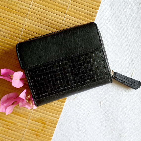 Elfin Wallet - Black