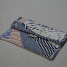 Classic Quilted Wallet - REFASH