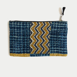 Multipurpose Pouch - Blue