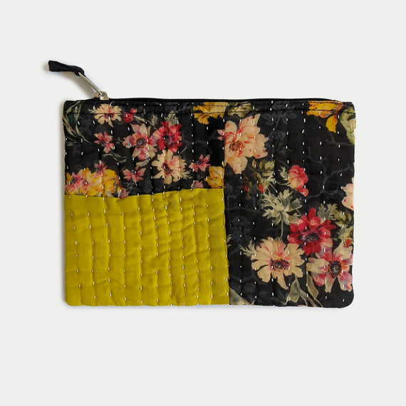 Multipurpose Pouch - Floral