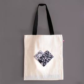 Equal Love Black Tote Bag