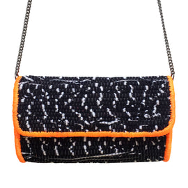 Chindi Handbag Noir