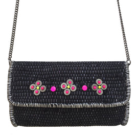 Chindi Handbag Sable