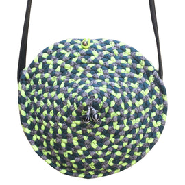 Yellow Choti Mini Sling Bag - REFASH