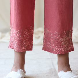 Destiny Pants Pink - REFASH