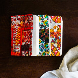 Block printed Diaries