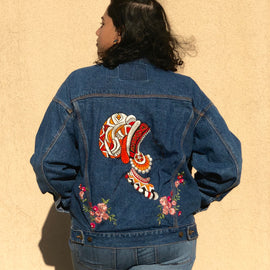 Folk Bloom Jacket