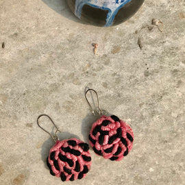 Rani Didi Earrings Blush