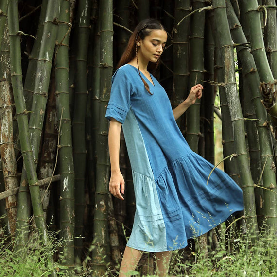 Indigo Farm Dress