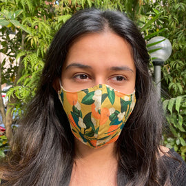 Pobble Reversible Upcycled Mask