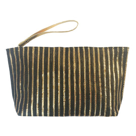 Shine Metallic Clutch - REFASH