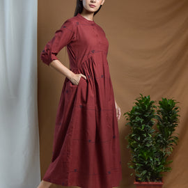 Masakali Gathered Dress