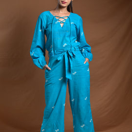 Aakarshan Wide Leg Pants