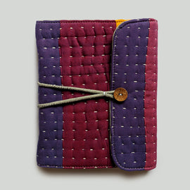 Organiser Book - Purple