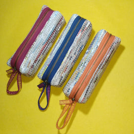 Artful Pencil Pouch