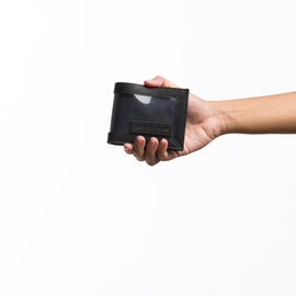 Pla Black Wallet