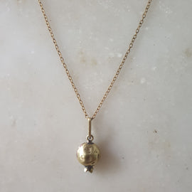 Pomogranate Pendant