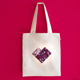 Equal Love Purple Tote Bag