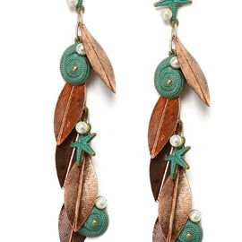 Splendid Sea Earrings
