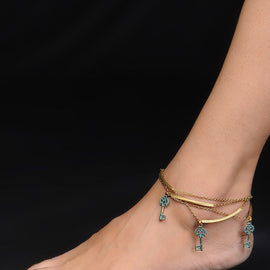 Key Craze Anklet