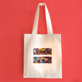 Equal Love Rainbow Tote Bag