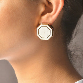 Octet Earrings