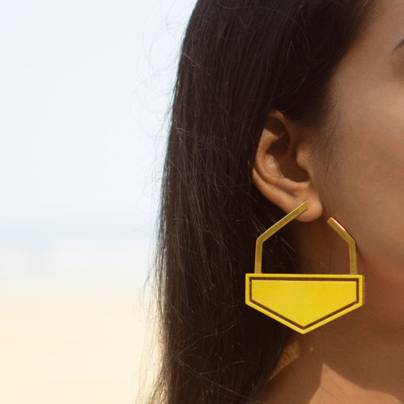 Pentaluck Earrings