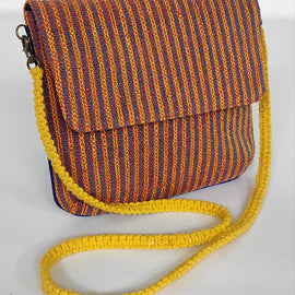 Handwoven Red Sling