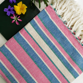 Petunia Sofa Throw