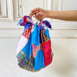 Zero Waste Scarf Bag