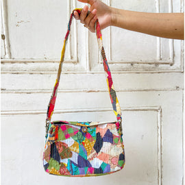Scrap Up Baugette Bag