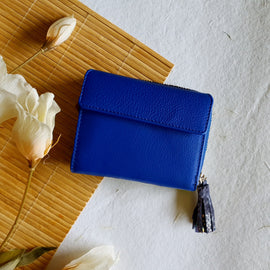 Elfin Wallet - Blue