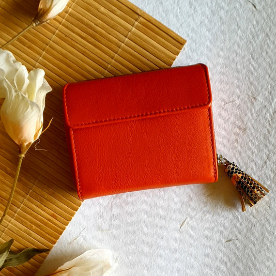 Elfin Wallet - Orange