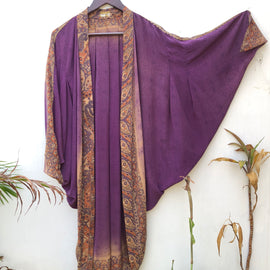 ReSaree Purple Dreams Shrug