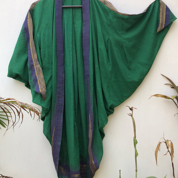 ReSaree Chennai Cotton Shrug