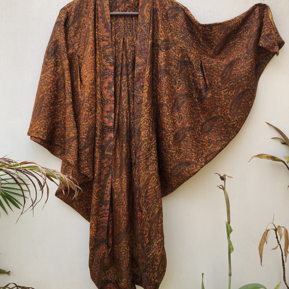 ReSaree Sandstone Shrug