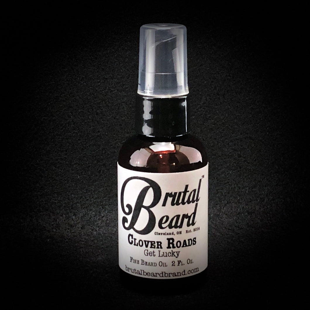 Clover Roads Fine Beard Oil 2oz.