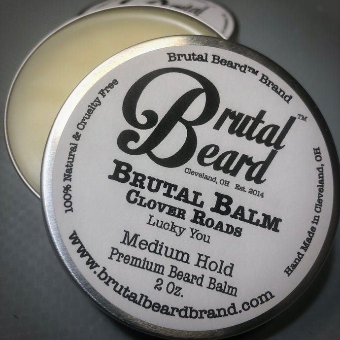 Clover Roads Brutal Balm Medium Hold