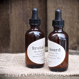 The Beard Basics - Gift Set