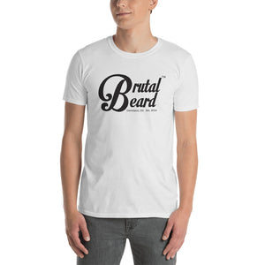 Brutal Beard™ Official Men's Short-Sleeve T-Shirt - Color Options
