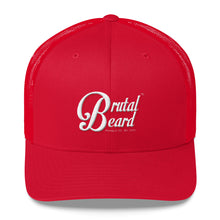 Load image into Gallery viewer, Brutal Beard™ Official Embroidered Women's Trucker Cap - Color Options