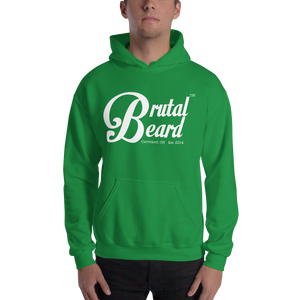 Brutal Beard™ Official Men's Hooded Sweatshirt - Color Options
