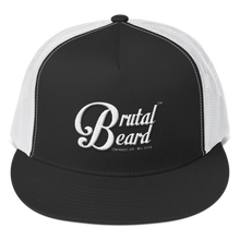 Load image into Gallery viewer, Brutal Beard™ Official Embroidered Trucker Cap - Color Options