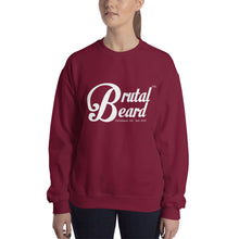 Load image into Gallery viewer, Brutal Beard™ Official Women's Crewneck Sweatshirt - Color Options