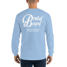 Load image into Gallery viewer, Brutal Beard™ Official Unisex Long Sleeve T-Shirt - Color Options