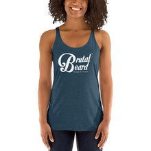 Load image into Gallery viewer, Brutal Beard™ Official Women's Racerback Tank - Color Options