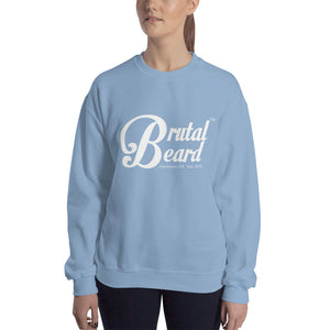 Brutal Beard™ Official Women's Crewneck Sweatshirt - Color Options