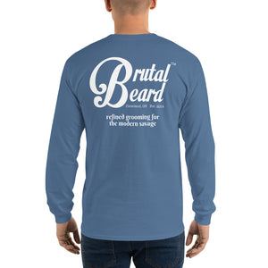 Brutal Beard™ Official Unisex Long Sleeve T-Shirt - Color Options