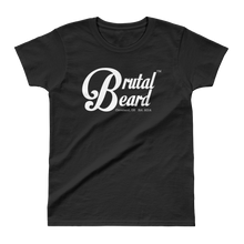 Load image into Gallery viewer, Brutal Beard™ Official Women's Short-Sleeve T-Shirt - Color Options