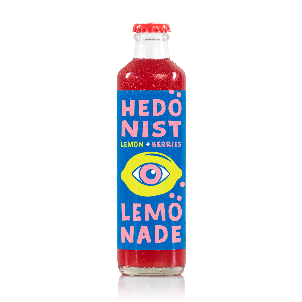 Hedönist Lemönade Lemon+Berries
